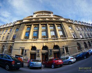 Palatul Universitatii din Bucuresti implineste 145 de ani