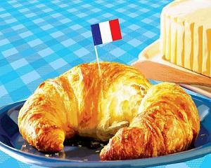 Criza in Europa: Franta a ramas fara unt pentru croissante, iar preturile au explodat