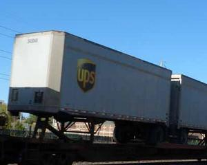 UPS leaga Europa de China printr-un nou serviciu de transport feroviar