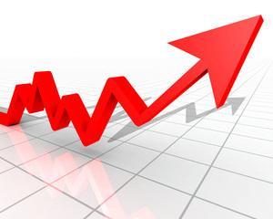 Deficitul bugetar a crescut la 1,56% din PIB