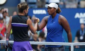 Simona Halep a ratat calificarea istorica in turul al treilea de la US Open 2019. Reactia romancei dupa meci