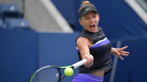 US Open 2019 Simona Halep - Taylor Townsend