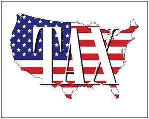 Americanii platesc in fiecare an taxe in valoare de 4.800 de miliarde $