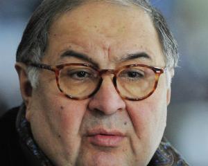 Putin l-a premiat pe Usmanov pentru generozitatea sa