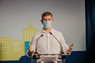 USR-PLUS si-a retras sprijinul politic pentru Florin Citu
