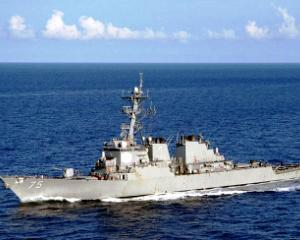 Ucraina: Nave militare NATO in Marea Neagra