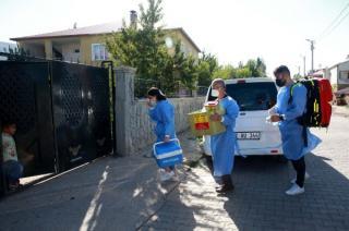 Decizie inedita: Turcii care refuza vaccinarea ar putea fi testati o data la doua zile
