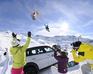 Schi in Franta (2): Val Thorens/Les 3 Vallees