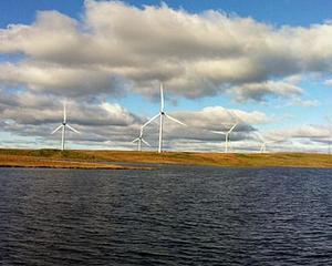 Asociatia Romana pentru Energie Eoliana: In primele 10 luni ale anului 2013, pretul electricitatii pe piata a fost cu 24% mai mic