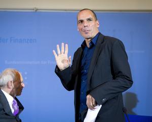 Yanis Varoufakis a spus