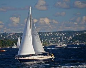 Concurs de ambarcatiuni pe Marea Neagra, week-end-ul viitor