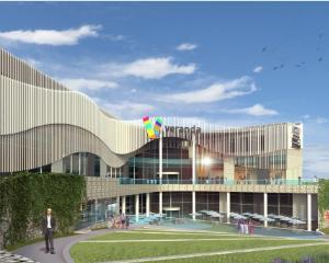 Veranda Mall este noul centru comercial care se deschide in Capitala la finalul lunii octombrie