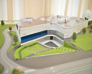 Investitie de 60 milioane de euro: Cum va arata primul mall de proximitate din Bucuresti