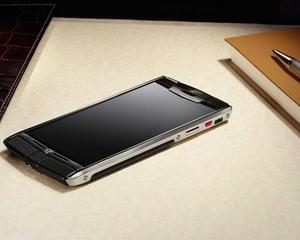 Vertu lanseaza un nou telefon de lux