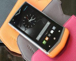 Vertu lanseaza un nou smartphone: Constellation