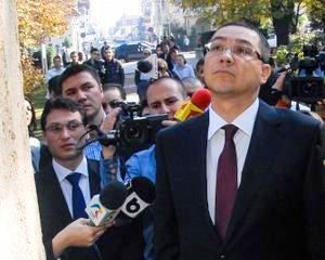 Victor Ponta: Vom plati in 2013, 2014 si 2015 salariile taiate in 2009-2010