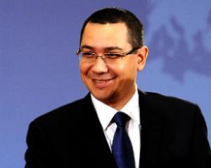 Ponta: La POSDRU, totul a fost un infern