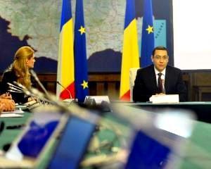 Victor Ponta dupa intalnirea cu Traian Basescu: Avem o pozitie unitara vizavi de Rusia