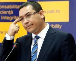 Victor Ponta a anuntat ca discutiile despre acciza la carburanti nu vor mai fi blocate dupa alegerile europarlamentare