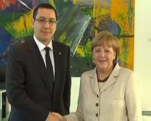 Editorial Dan Manusaride: Germania intredeschide usa Romaniei