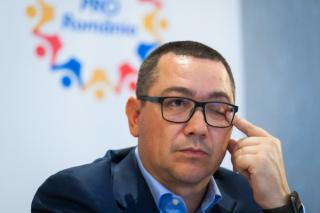 Breaking news: Ponta se retrage din politica