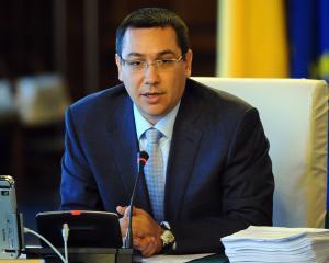 Romanii au cea mai mare incredere in Victor Ponta