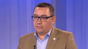 Ponta: Economia Romaniei este ca in anul 2009. Politicienii nu recunosc, pentru a nu speria cetatenii