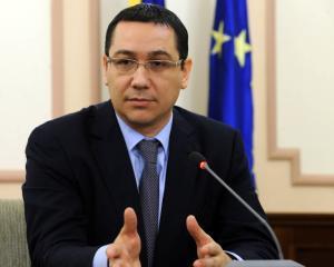 Ultima ora: Ponta promite salarii mai mari pentru profesori si modificarea completa a Legii Educatiei din 2015