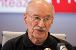 Victor Rebengiuc: Mentinerea la putere a PSD este garantia sigura a distrugerii acestei tari