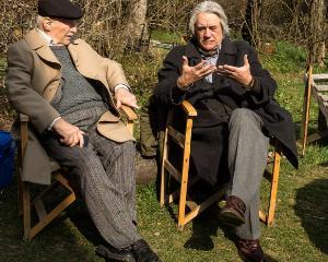 Din nou impreuna: Marcel Iures si Victor Rebengiuc sunt cei mai buni prieteni, in filmul Octav