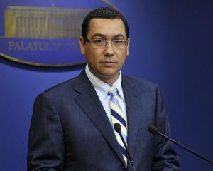 Victor Ponta: Am transmis spre publicare la Monitorul Oficial Hotararea de Guvern privind privatizarea CFR Marfa