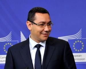 Sotia lui Victor Ponta: Ar fi facut mai multe daca ar fi avut mai multa liniste