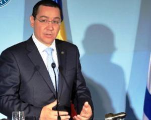 Ponta: Romania si Turcia au un parteneriat cu totul si cu totul special