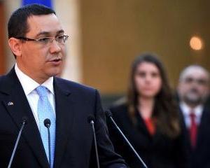 Victor Ponta: Masura restructurarii creditelor va fi optionala