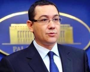 Victor Ponta: Romania isi asuma istoria sa si cu partile sale tragice