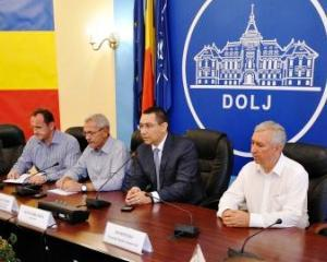 Victor Ponta, gata sa fie Presedintele Romaniei: Ne vedem la Cotroceni!