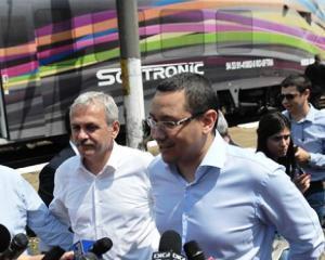 Victor Ponta: Nu am incercat sa politizez performanta Simonei Halep. Nu m-ati vazut sarind peste Simona in arena