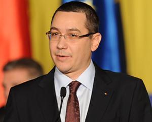 Premierul Ponta: Vreau sa ma remaniez cat mai repede