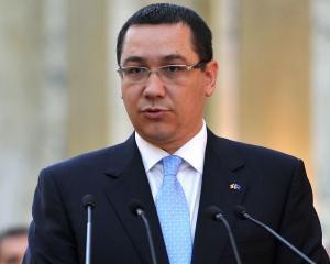 Liderul deputatilor liberali: Ponta se muta la MApN pentru a nu fi deranjat de proteste