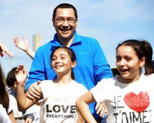 Victor Ponta: Dupa alegeri, vreau refacerea USL