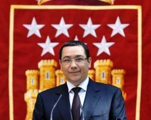 Victor Ponta: Romania are un sistem de interventie pe care-l invidiaza foarte multe tari