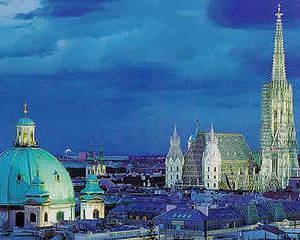 Romanii au cheltuit aproape 4 milioane de euro pe cazare la Viena