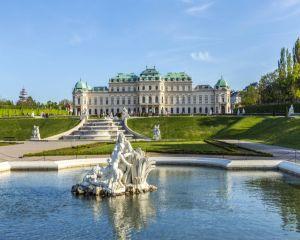 Bilete de avion spre Viena, un centru de afaceri inovativ si un spatiu special de recreere