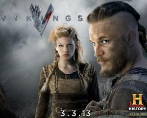 Vikingii romani s-au duelat la sfarsitul saptamanii trecute