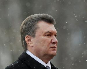 Trezoreria SUA este cu ochii pe averea lui Ianukovici