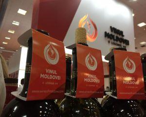 Vinul Moldovei a impresionat prin calitate europeana si marketing dinamic la expozitia
