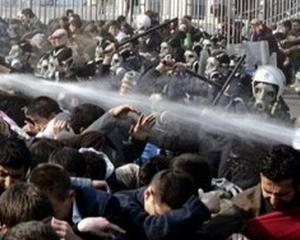 Violente in Franta din cauza valului islamic