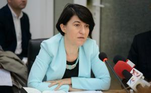 Violeta Alexandru i-a luat locul lui Rares Bogdan la sefia PNL Bucuresti