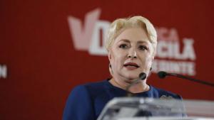 Viorica Dancila, convinsa de liderii PSD sa DEMISIONEZE. Cine preia sefia partidului