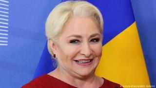 Viorica Dancila e noul consilier al guvernatorului BNR, Mugur Isarescu. Salariu net de 10.000 de lei